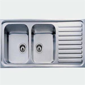 Chậu rửa Teka CLASSIC 2B 1D