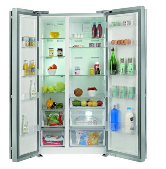 Tủ lạnh Teka side by side NFE3 620 X