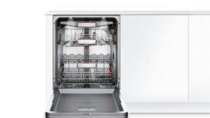 Khoang rửa máy rửa bát Bosch SMI88TS36E