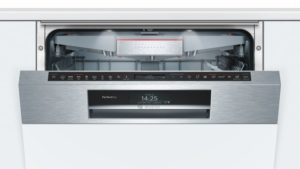 Bảng điều khiển máy rửa bát Bosch SMI88TS36E