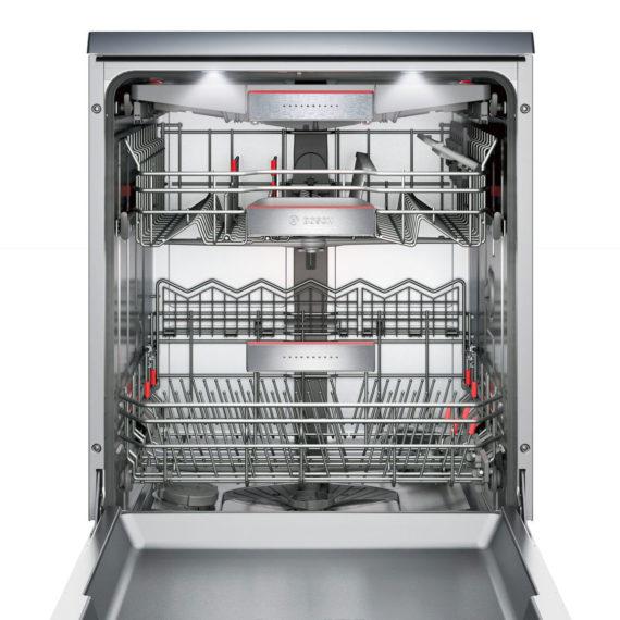 Khoang máy máy rửa bát Bosch SMS88TI03E