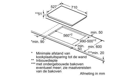 Bếp từ Bosch PVS775FC1E