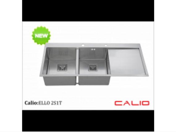 Chậu rửa Calio Ello 2S1T