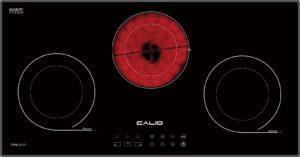 Bếp điện kết hợp từ Calio ITR862I1T