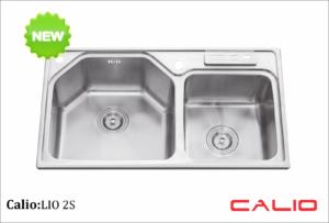 Chậu rửa Calio Lio 2S