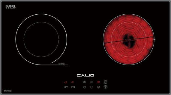 Bếp điện kết hợp từ Calio ITR735HZ
