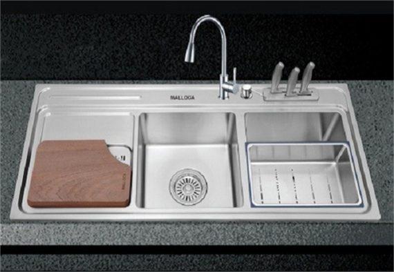 Chậu rửa Malloca MS 8816