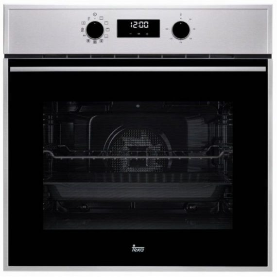 teka built in oven 70l digital hydroclean hsb645