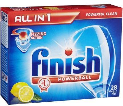 Viên rửa Finish 28 viên