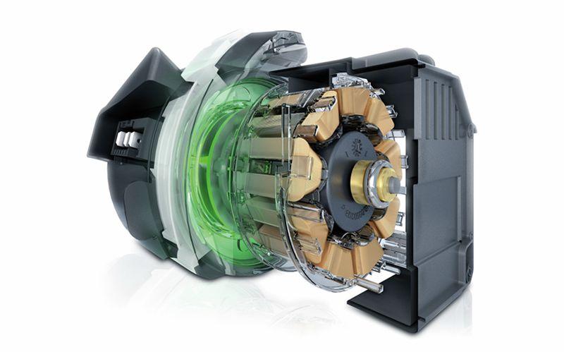 Đèn Led siêu sáng của Máy rửa bát Bosch SMS46NI05E