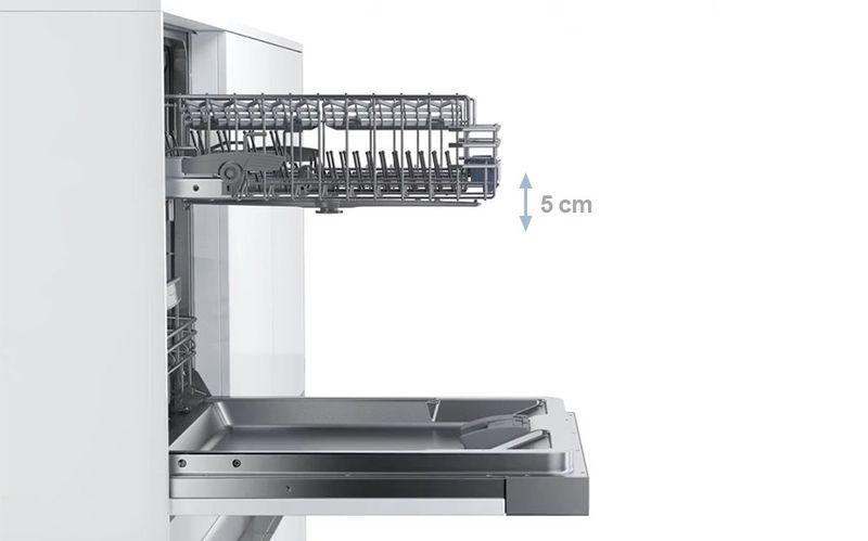 Đèn Halogen chiếu sáng của Máy rửa bát Bosch SMS46NI05E