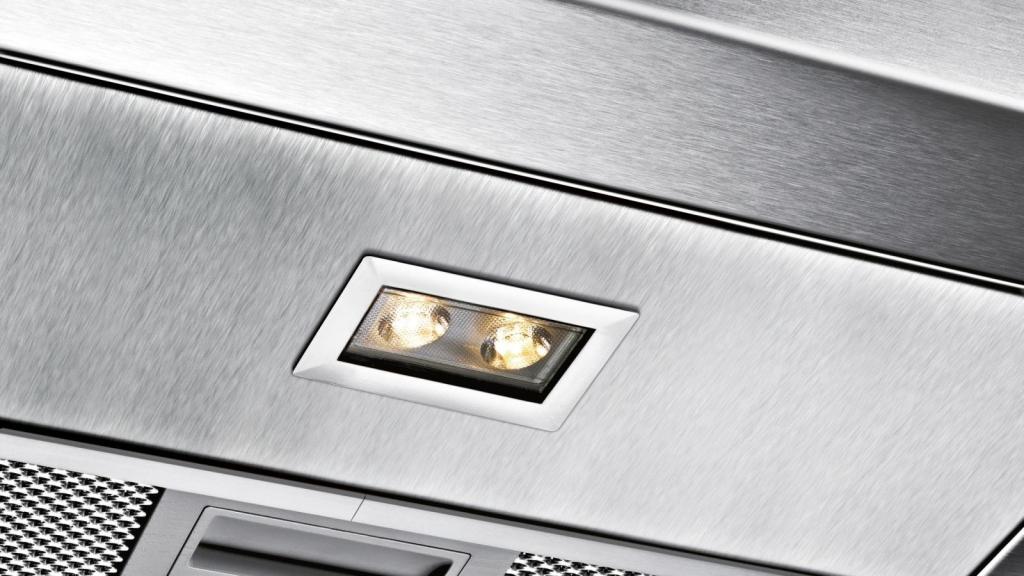 Đèn Led siêu sáng của Máy hút mùi Bosch DWK06G660